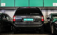 Austria Export (Ried) - Chrysler Grand Voyager LX CRD (PrincepsLS) Tags: ri berlin germany austria im plate grand license voyager chrysler spotting austrian export lx crd ried innkreis