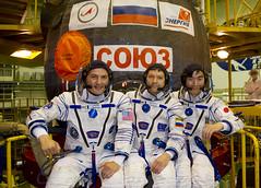 jsc2015e071469 (NASA Johnson) Tags: nasa kazakhstan soyuz jaxa japanaerospaceexplorationagency baikonurcosmodrome roscosmos gagarincosmonauttrainingcenter