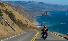 (| El Caganer - Over 7 Million views!) Tags: tourism roadtrip norton triumph bmw motorcycle motoguzzi redbluff classicmotorcycle bsa vintagemotorcycle lostcoast roadrally leggett ftbragg slash2 motomelee
