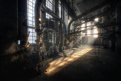 trubkoland (Michal Seidl) Tags: abandoned heating plant opuštěná kotelna teplárna industry factory továrna hdr urbex czech cz