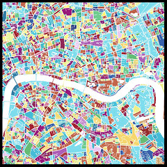 London Colorful Vector Map (Hebstreits) Tags: army art artwork background book city color colorful colors countries create creation design distance england finder highways illustrator landmark location london map pins plan planner print printable roads route satellite street streets symbol tours travel vector view water