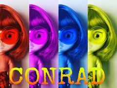 Conrad Superstar (TuSabesBlythe) Tags: conrad doll blythe bl kozy kozykape