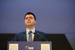 EPP Malta Congress 2017 ; 29 March (More pictures and videos: connect@epp.eu) Tags: epp eppcongress eppmalta malta malta2017 europeanpeoplesparty lulzim basha opposition leader pd albania