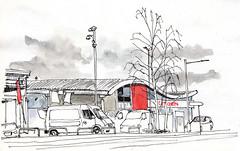 Citroen showrooms Clifton Moorgate, Clifton Moor, York