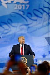 cpac cpac2017 donaldjtrump donaldtrump whitehouse president unitedstates