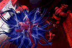 Paprihaven 0984 (MayorPaprika) Tags: canoneos50d maleficent sleepingbeauty custom 16 rift war infinity power 2018 diorama set castle dark red teenagemutantninjaturtles tmnt bebop rocksteady bricks unger dc direct joker heathledger