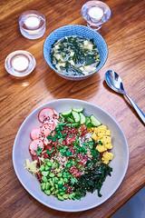 Tuna Poke Bowl & Miso (xparxy) Tags: poke pittsburgh portrait flickr capture 1 c1pro captureone