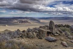 Stones and Malapai Hill (DPRPhoto) Tags: geotrail malapaihill rockformations desertlandscape landscapebeauty joshuatreenationalpark losthorsemine