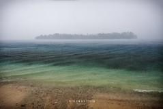 Indonesia - Raja Ampat: rainstorm at Manyaifun (Day 4 of 14) (Exper!ence it) Tags: indonesia raja ampat islands manyaifun magic nature reef coral rain storm pristine beach nikond300 1635 mm vr