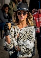 Elegance is the only beauty that never fades              (Audrey Hepburn) (nagajohn) Tags: streetphotography straatfotografie fotografie photography people streets candid streetlife moment straatfotograaf opstraat onthestreet streetscene straten beautifulpeople monochrome blackandwhite outdoor nagajohn johnkwee netherlands mooiemensen nederland holland amsterdam amsterdammers mokum fz1000