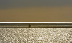 Out Ridin' (ShootingMrSmith) Tags: light sea lake seascape water silhouette marina landscape coast filter contrejour marinelake wirral westkirby merseyside leefilter