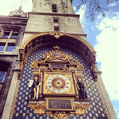 La tour de l'horloge ! #paris... (Voyages etc...) Tags: paris france histoire uploaded:by=flickstagram instagram:venue_name=laconciergerie instagram:venue=2332976 instagram:photo=43976379330535338623455718