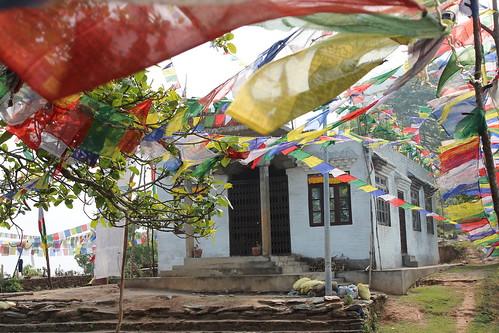 Beautiful little temple around Bandipur