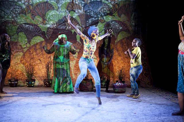 The Baulkham Hills African Ladies Troupe Belvoir Sydney