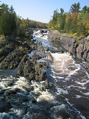 St. Louis River at Jay Cooke State Park