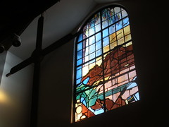 Sanctuary (lars hammar) Tags: arizona church window stainedglass lutheran mesa stainedglasswindow elca loveofchristlutheranchurch