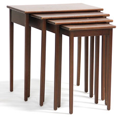 9. Set of Nesting Tables