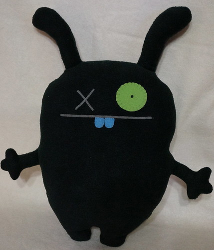 Uglydoll Handmade David Horvath and Sun Min - Ugly Charlie