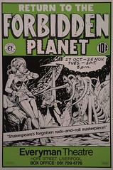 Return To The Forbidden Planet (geoffbarr1960) Tags: art liverpool poster typography graphicdesign screenprint theatre screenprinting posters theatreposter forbiddenplanet posterdesign theatreposters returntotheforbiddenplanet liverpooleveryman