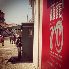 Lisboa (2.4 m views ! https://society6.com) Tags: red portugal girl rouge lisboa lisbon president palais 70 garde lisbonne palacio uploaded:by=flickrmobile flickriosapp:filter=nofilter jsebouvi