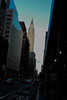 Empire State of mind (La Vida en Fotografías) Tags: sunset newyork building chryslerbuilding