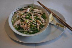 Zupa Pho z kurczakiem