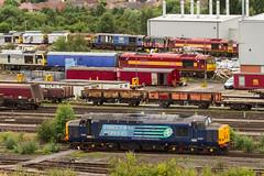 37667 (kevaruka) Tags: canon britishrail nottinghamshire freightliner class66 drs ews canon100400l networkrail toton class37 class60 class73 class08 marshallingyard railfreight class67 gbrf dbschenker canon7d totondepot totoncentre ilobsterit