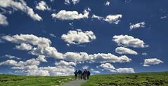 Blue Sky (青空) (Howard L.) Tags: canon colorado heaven paradise happiness bluesky fate estespark rockymountainnationalpark trailridgeroad howd 5dmiii 2470mmf28ii