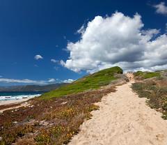 IMG_0422-0425_pan (Robi Fav) Tags: nuvole mare corsica natura cielo spiaggia vacanze sabbia propriano