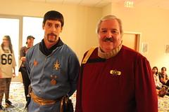 IMG_7489 (bazooked1) Tags: atlanta trek star mirror costume dragon cosplay evil spock scotty scottie con dragoncon alternate 2013