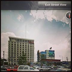 ตอนนี้ google street view เริ่มมาสำรวจที่โคราชแล้วนะครัง สำหรับใครที่ตาก กกน. ไว้หน้าบ้าน ระวังจะถูกถ่ายเก็บไว้นะครับ #google #streetview #googlemap #map #korat