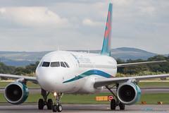 G-OOAR A320-214 First Choice Airways (kw2p) Tags: airbus manchesterairport taxiing explored a320214 firstchoiceairways gooar egccman 20130919