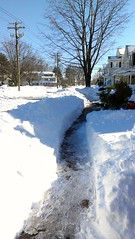 2013 February 8 through 9 - Winter Storm Nemo (Mark of Bethel) Tags: snow blizzard bethel winterstormnemo