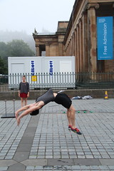 ARCHED !! (M7CCF STYLE! 2014) Tags: street muscles festival canon eos edinburgh muscle circus fringe gymnastics drama gym performer act 2013 650d m7ccf