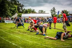 Tug O' War (FotoFling Scotland) Tags: 2013 cereshighlandgames event fife scotland tugowar ceres commando regimental rope scottish tartan tug tugowarteam upkilt
