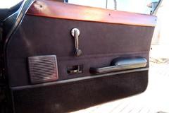 Argentinian Taunus TC3 2.3 Ghia (1984) (Ale06) Tags: wood brown classic argentina sedan buenosaires trim marron clasico ghia fordcortina mk5 tc3 doorcard fordtaunus tapizado 23limaengine