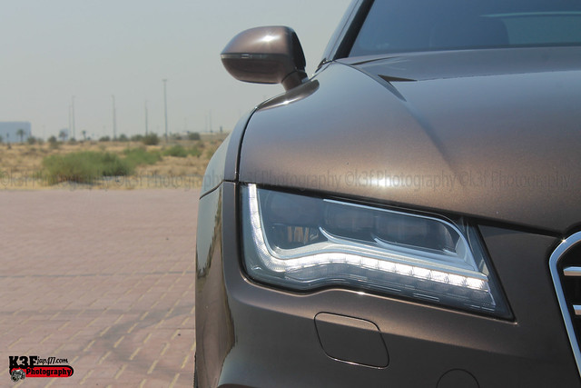 audi a7 supercharged 2014