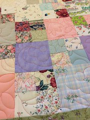 Judy's Quilt (CASharp) Tags: quilt quilting patchwork fowers caperton malaski topstotreasures