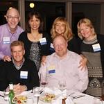 "<b>1988 #15</b><br/> Front Row: John Paulson, Jim Meehan.  Back Row Eric Vander Linden, Sherry (Schmidt) Paulson, Susan (Dengler) Vander Linden, Lynne (Cleasby) Miller. <a href=""http://farm4.static.flickr.com/3683/10422468825_b938d5e9bb_o.jpg"" title=""High res"">∝</a>"