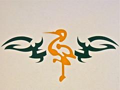 Southpark Style Tattoo Shop (Akbar Sim) Tags: holland netherlands nederland denhaag thehague stork ooievaar agga akbarsimonse akbarsim southparkstyletattooshop