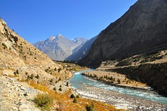 Lahaul valley (mala singh) Tags: autumn india river valley himalayas himachalpradesh lahaul bhaga