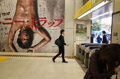 * (Sakulchai Sikitikul) Tags: street japan subway tokyo shinjuku streetphotography snap ricoh ricohgrv