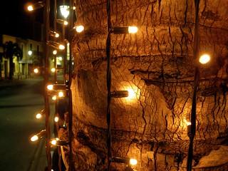 Balaruc-les-Bains (34), illuminations 2011