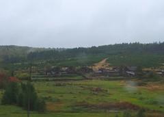 Somewhere in the Irkutskaya Oblast, Russia (Clay Gilliland) Tags: trip travel vacation holiday russia transmongolian trains siberia transsiberian