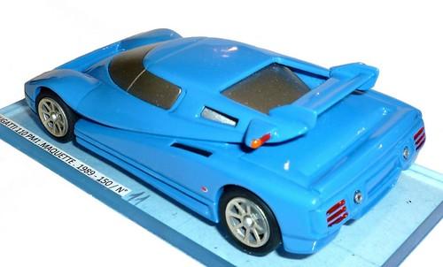 Bugatti 110 PM1 maquette 89