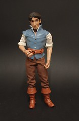 Modded Eugene in Mattel Clothes (pseudanonymous) Tags: actionfigure doll dolls disney 16 disneystore tangled repaint rebody playscale epoxyputty resculpt flynnrider eugenefitzherbert