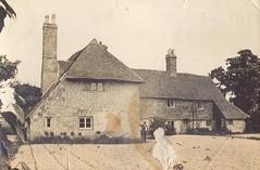 E01186 Pocock's Farm (East Sussex Libraries Historical Photos) Tags: farmhouse farm farming farmland eastbourne agriculture eastsussex edwardian 1905 kingsdrive c1905 pococks reverendbudgen pococksfarm