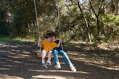 Boys On A Swing 7267 (casch52) Tags: california family boy boys smile children fun happy climb child play brothers brother swing southern share sharesmile