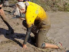 Saturday April 6th 2013. (David James Clelford Photography) Tags: legs blonde 10k warwickshire dirtygirl 10km wolfrun royalleamingtonspa wetgirl femaleathlete saturdayapril6th2013