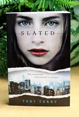 Slated (Vernon Barford School Library) Tags: life new family school fiction england reading book high teri library libraries memories reads books read paperback identity cover memory terry future junior novel covers sciencefiction bookcover slate schools middle youngadult vernon ya recent futuristic bookcovers paperbacks novels fictional youngadultfiction familylife barford identities softcover slated vernonbarford softcovers 9780545675857